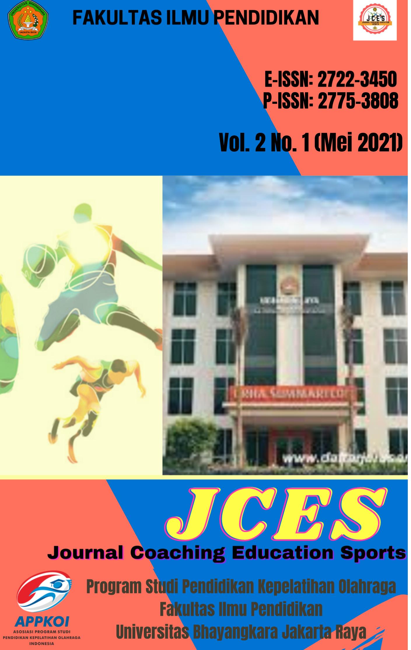 View Vol. 2 No. 1 (2021)